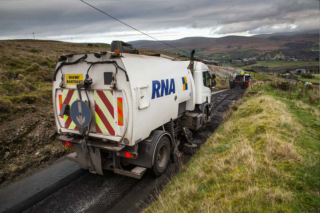 Road Sweepers RNA
